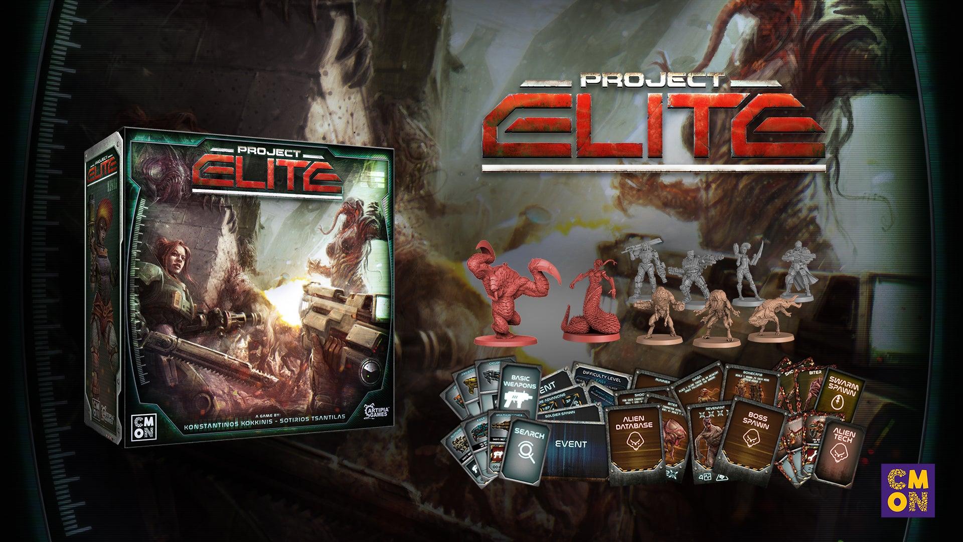 CMON - Project Elite