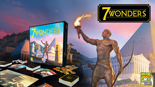Repos Production - 7 Wonders New Edition