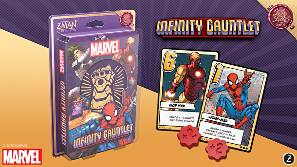 Z-man Games - Infinity Gauntlet