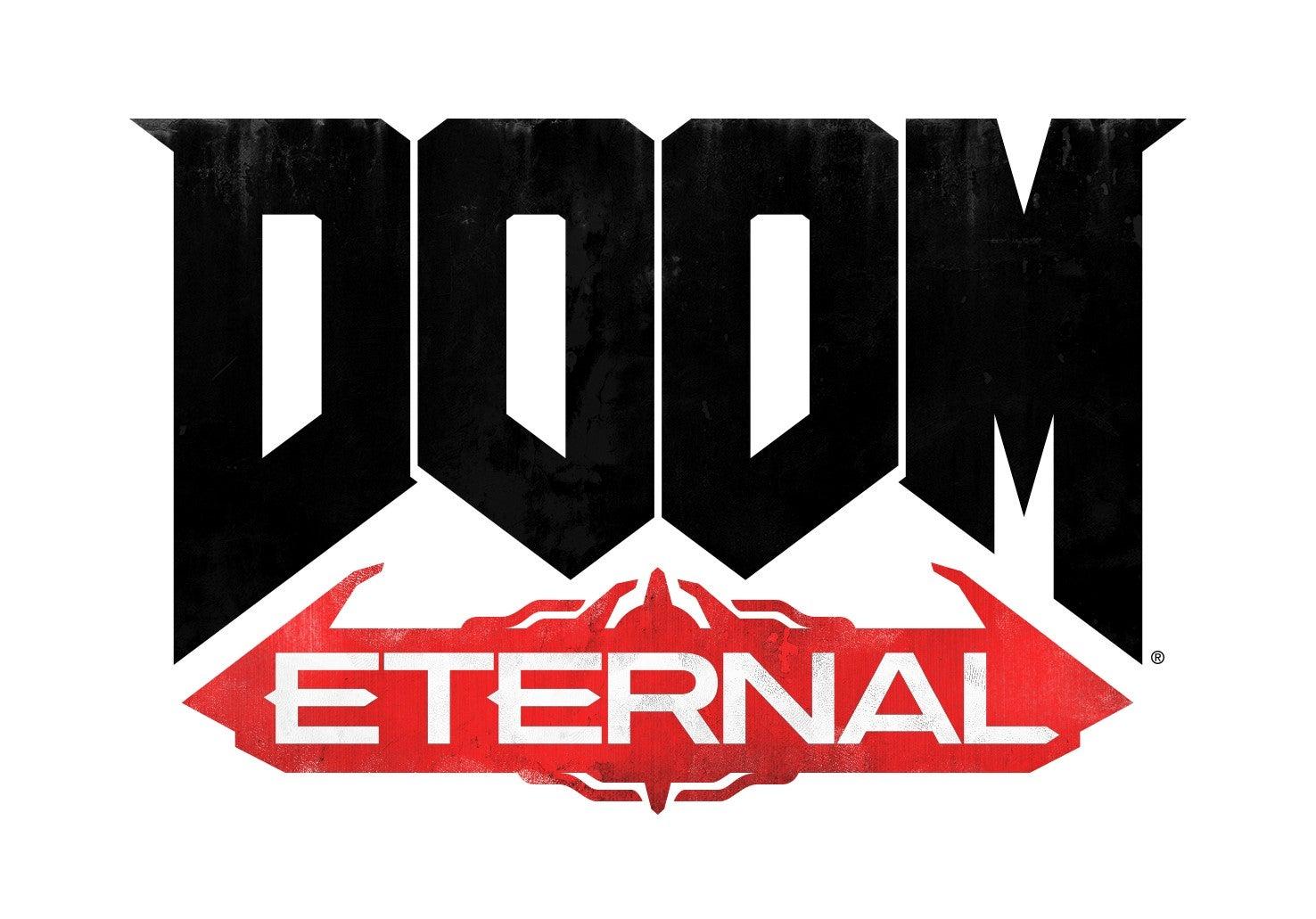 Screenshot of DOOM Eternal.