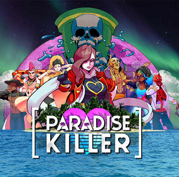 Screenshot of Paradise Killer.