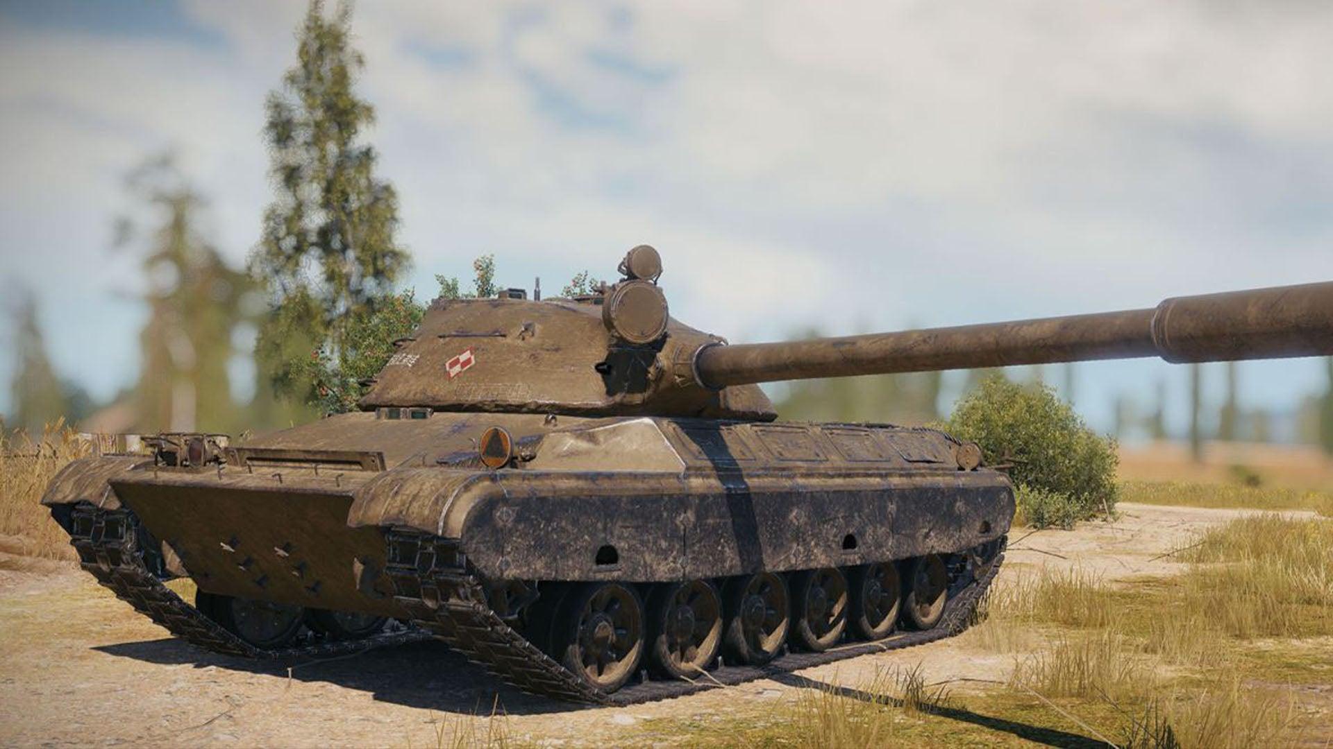 Screenshot of World of Tanks