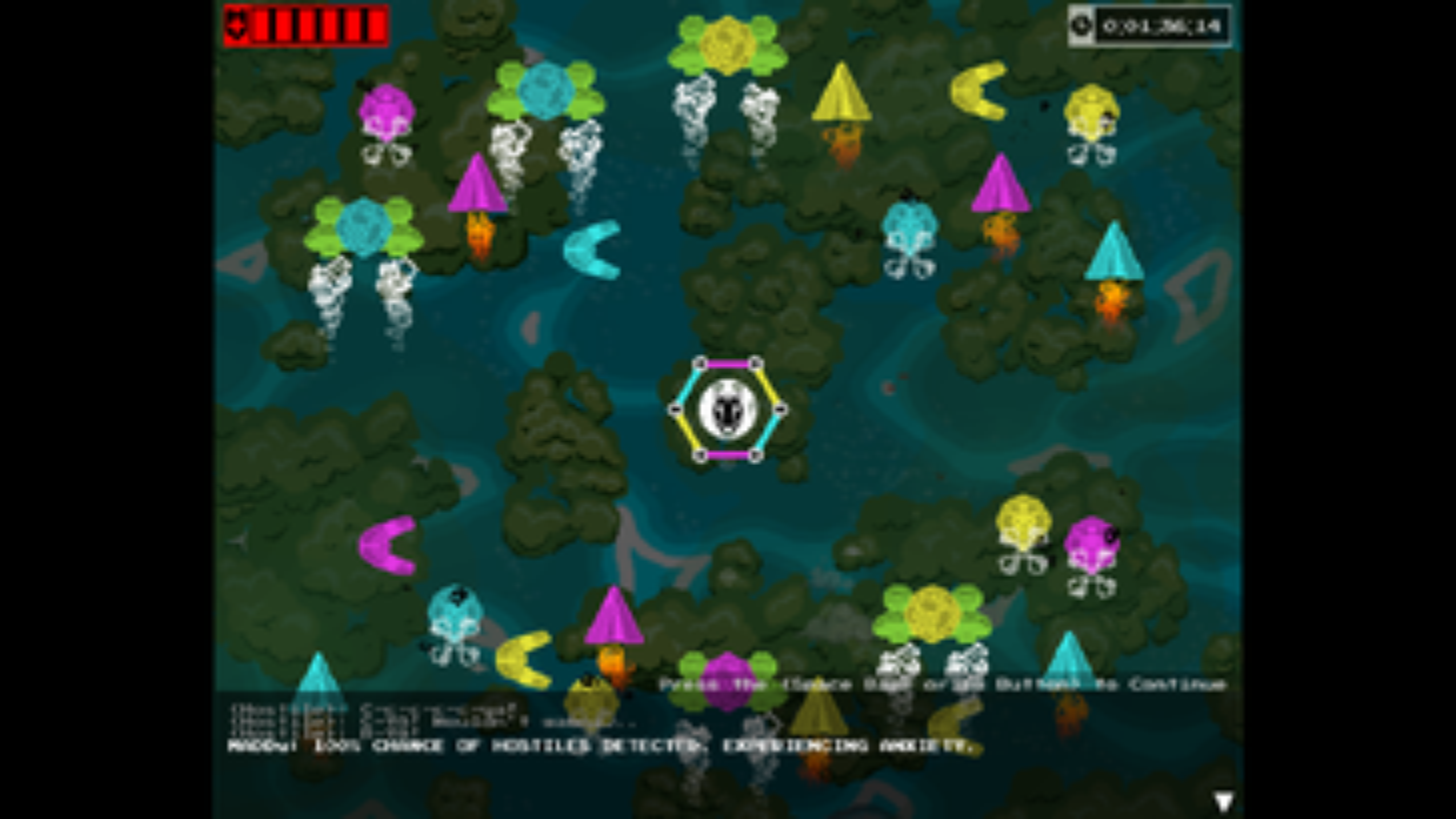 Screenshot of Project Ile