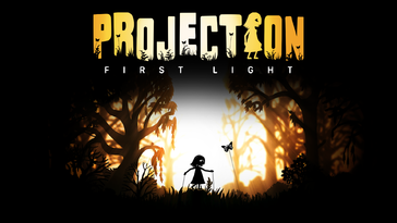 Screenshot of Projection: First Light