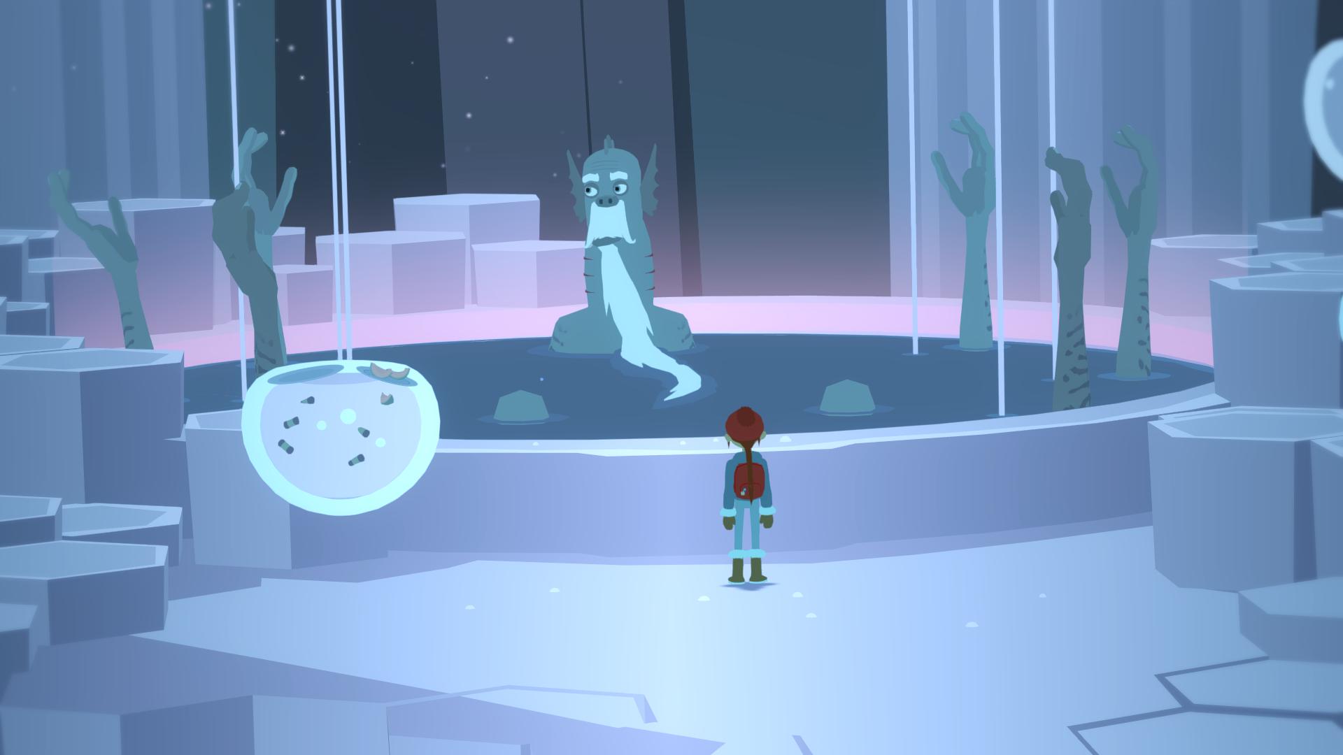 Screenshot of Röki
