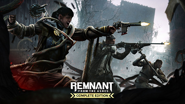 Screenshot of Remnant: From the Ashes - Complete Edition.