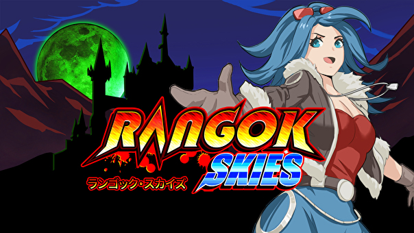 Screenshot of Rangok Skies.