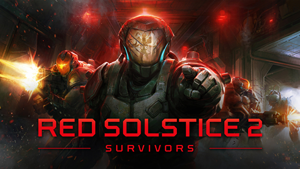 Screenshot of Red Solstice 2: Survivors.