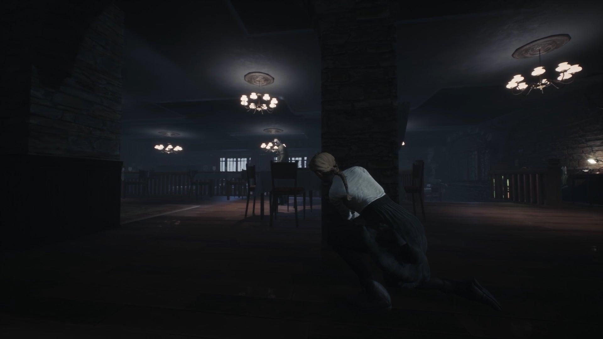 Screenshot of Remothered:Broken Porcelain