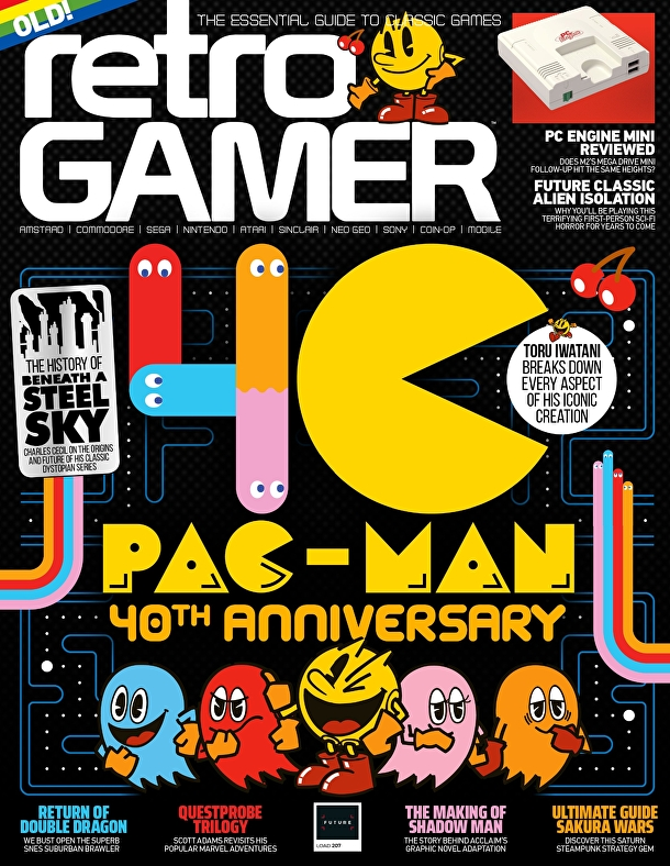 Retro Gamer Subscription - 3 for £3