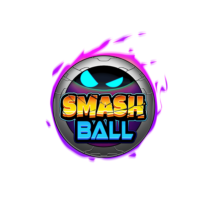 SMASH BALL made with love by GAME PILL