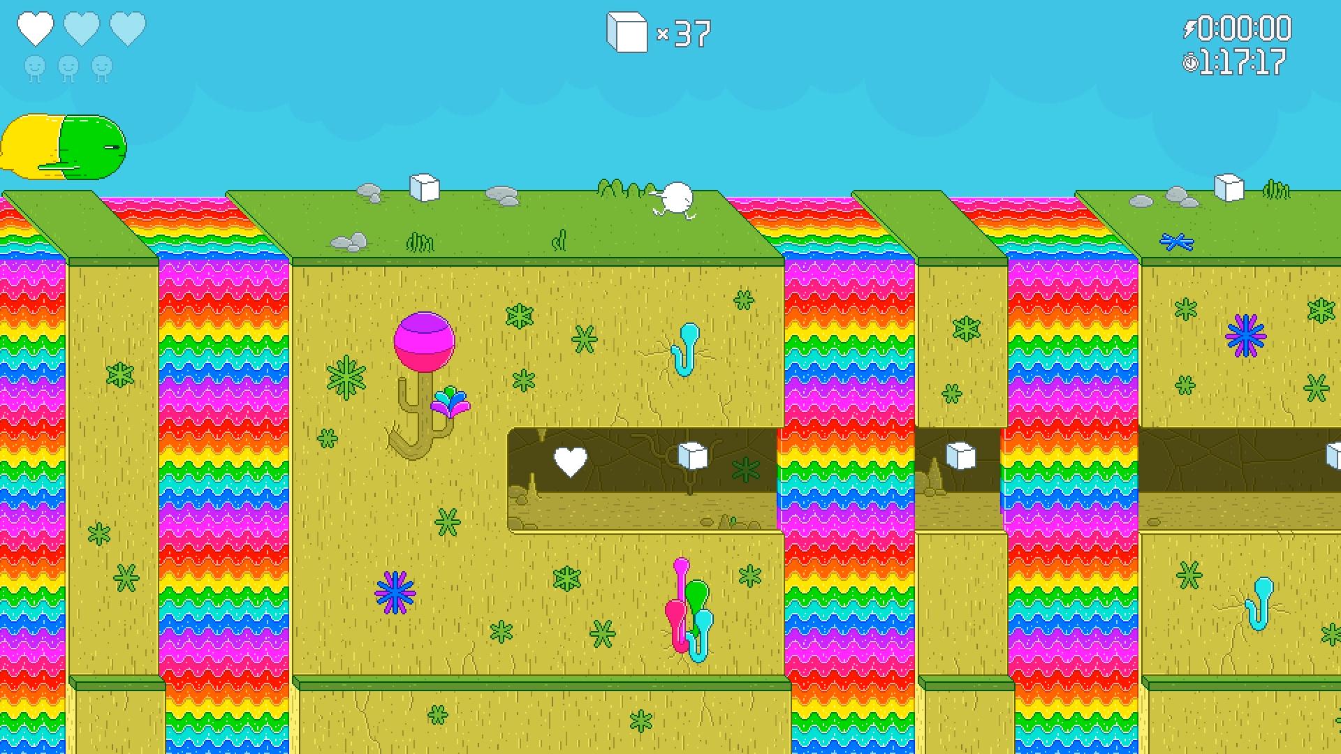 Screenshot of Spinch