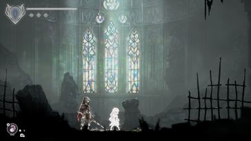 Screenshot of ENDER LILIES: Quietus of the Knights