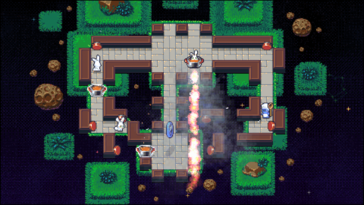Screenshot of Radical Rabbit Stew