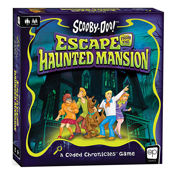 Scooby-Doo: Escape from the Haunted Mansion – A Coded Chronicles Game