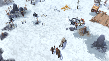 Screenshot of Northgard