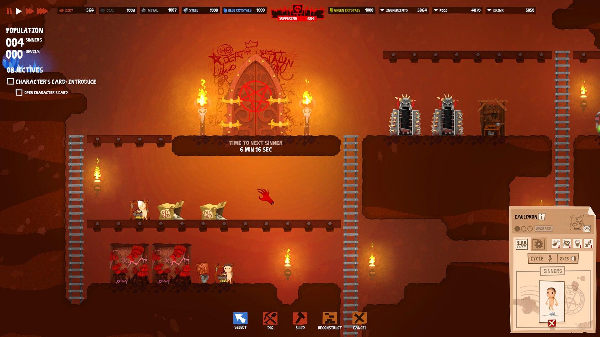 Screenshot of Hell Architect