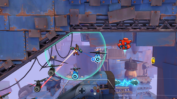 Screenshot of Skybolt Zack