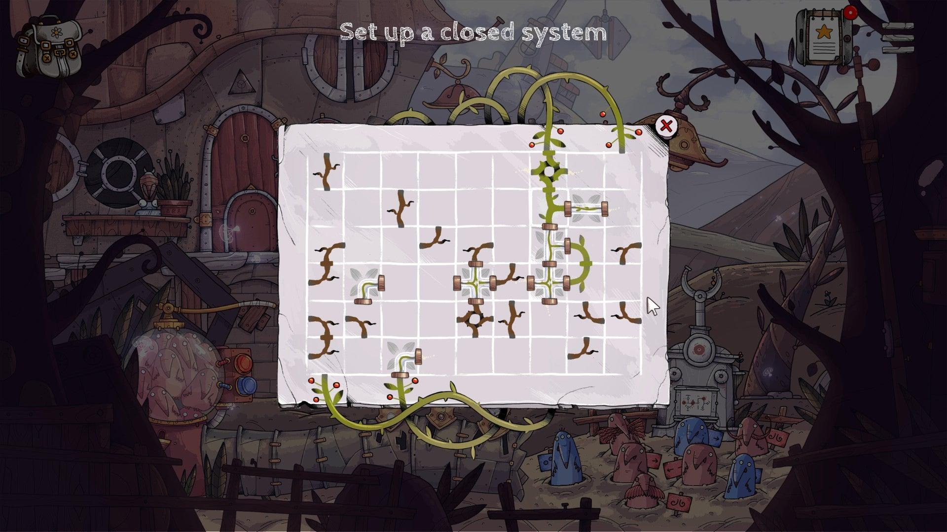 Screenshot of TOHU