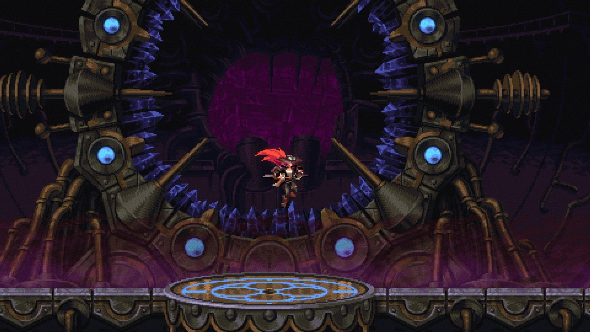 Screenshot of Gestalt: Steam & Cinder