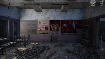 Screenshot of Frequency: Chernobyl