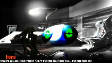 Screenshot of Sentient Noir
