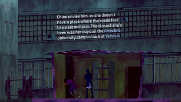 Screenshot of Solace State