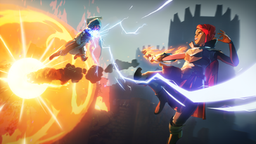 Screenshot of Spellbreak