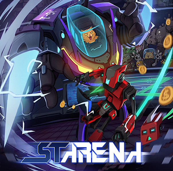 Screenshot of Starena.