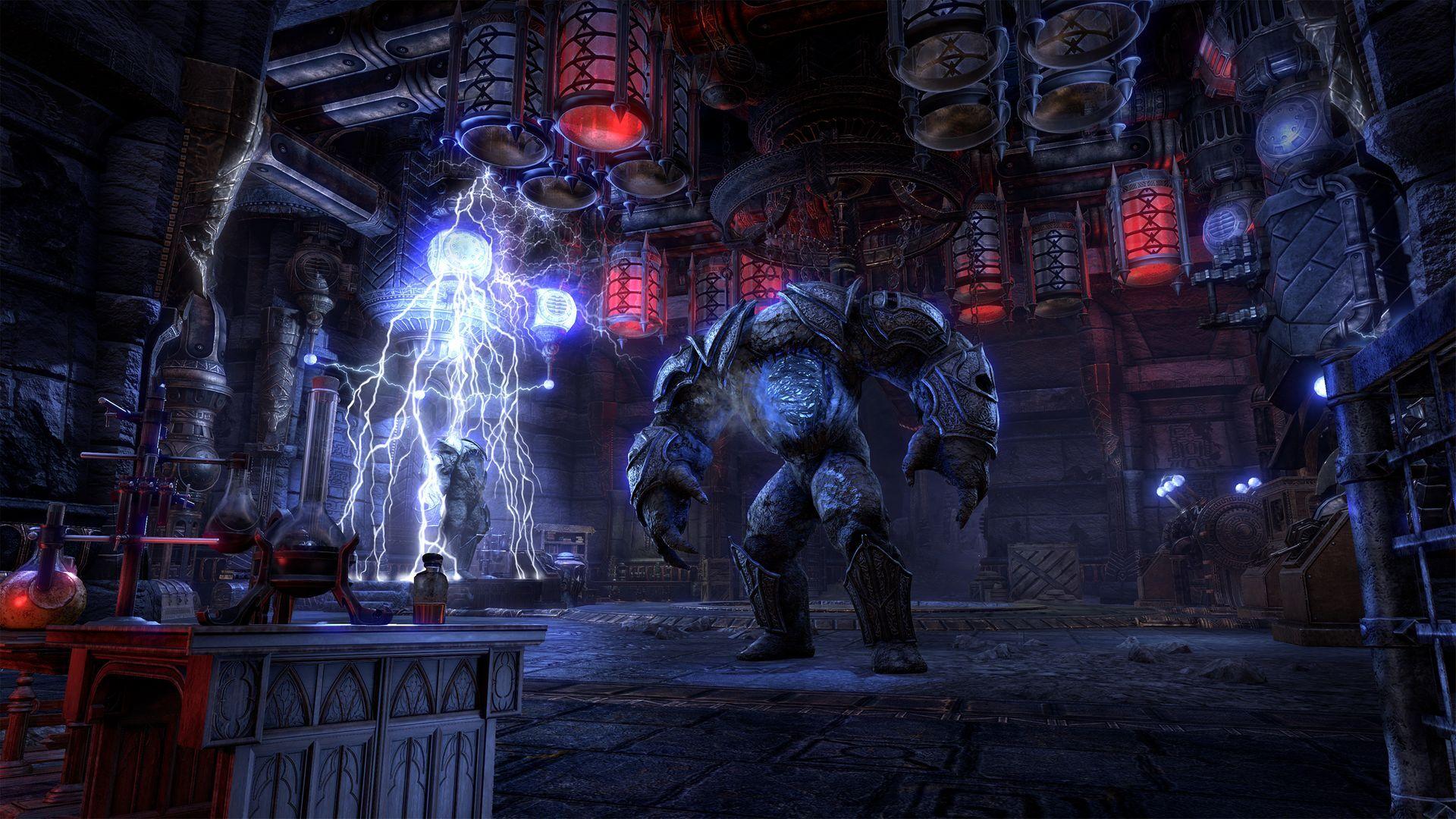 Screenshot of The Elder Scrolls Online: Greymoor