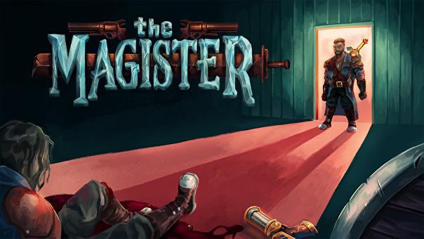 Screenshot of The Magister.
