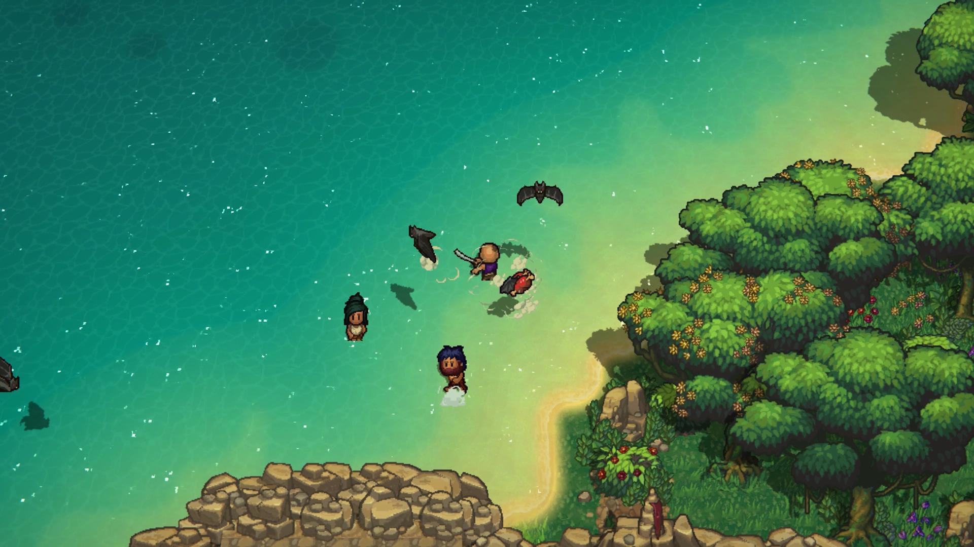 Screenshot of The Survivalists