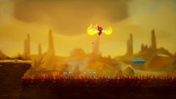 Screenshot of Unbound:Worlds Apart