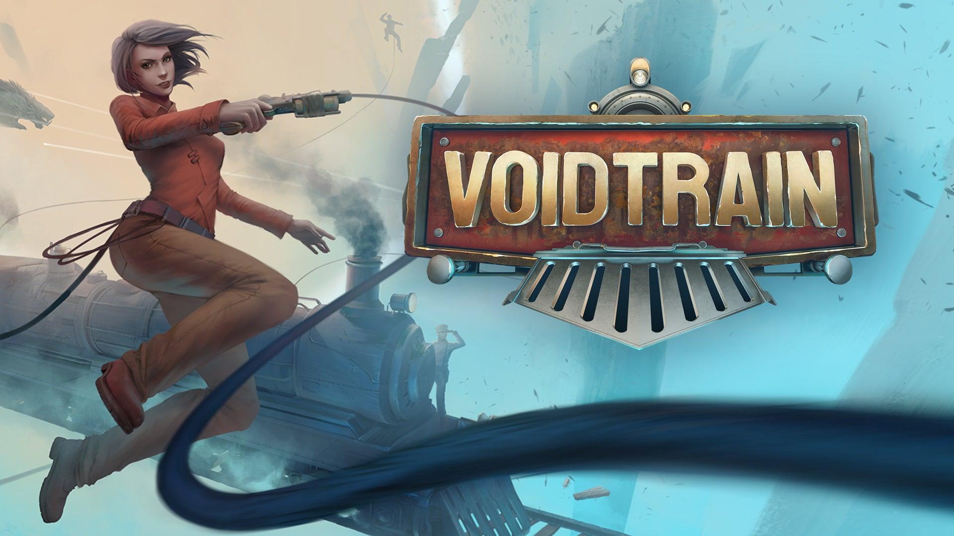 Screenshot of Voidtrain