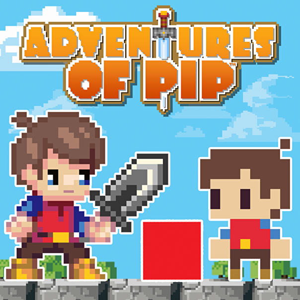 Screenshot of Adventures of PIP.