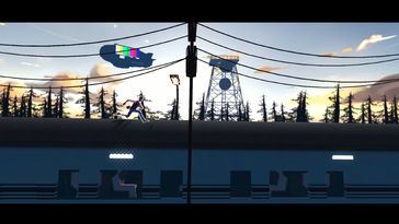 Screenshot of Aerial_Knight's Never Yield