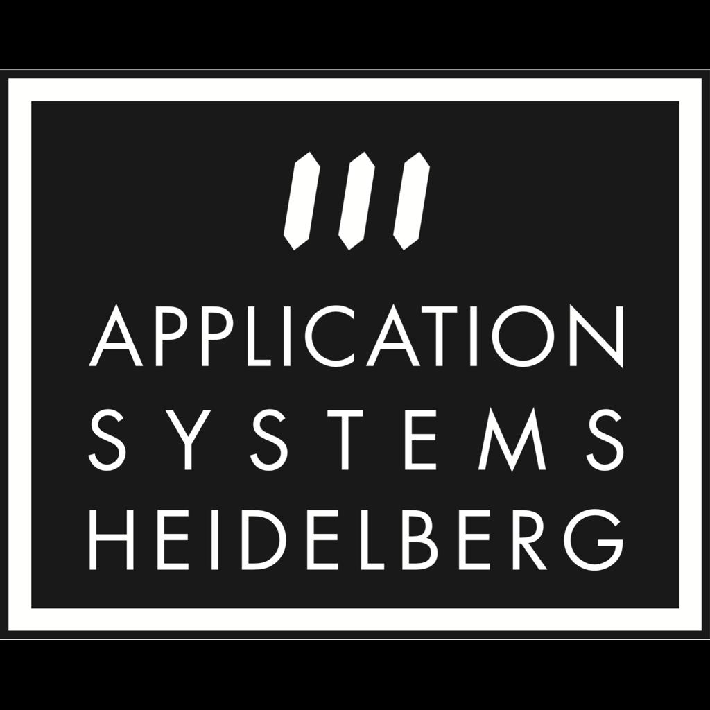 Application Systems Heidelberg Software