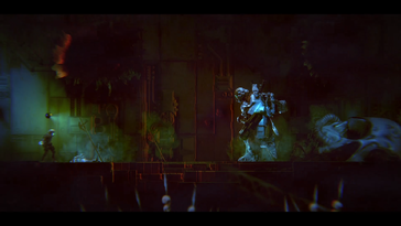 Screenshot of Dark Light