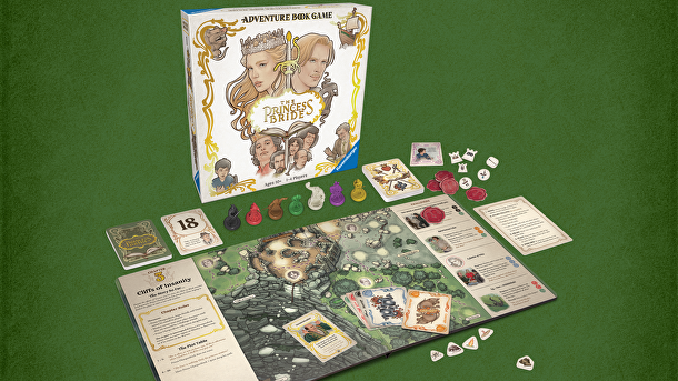 The Princess Bride: Adventure Book Game