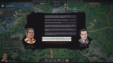 Screenshot of Cartel Tycoon