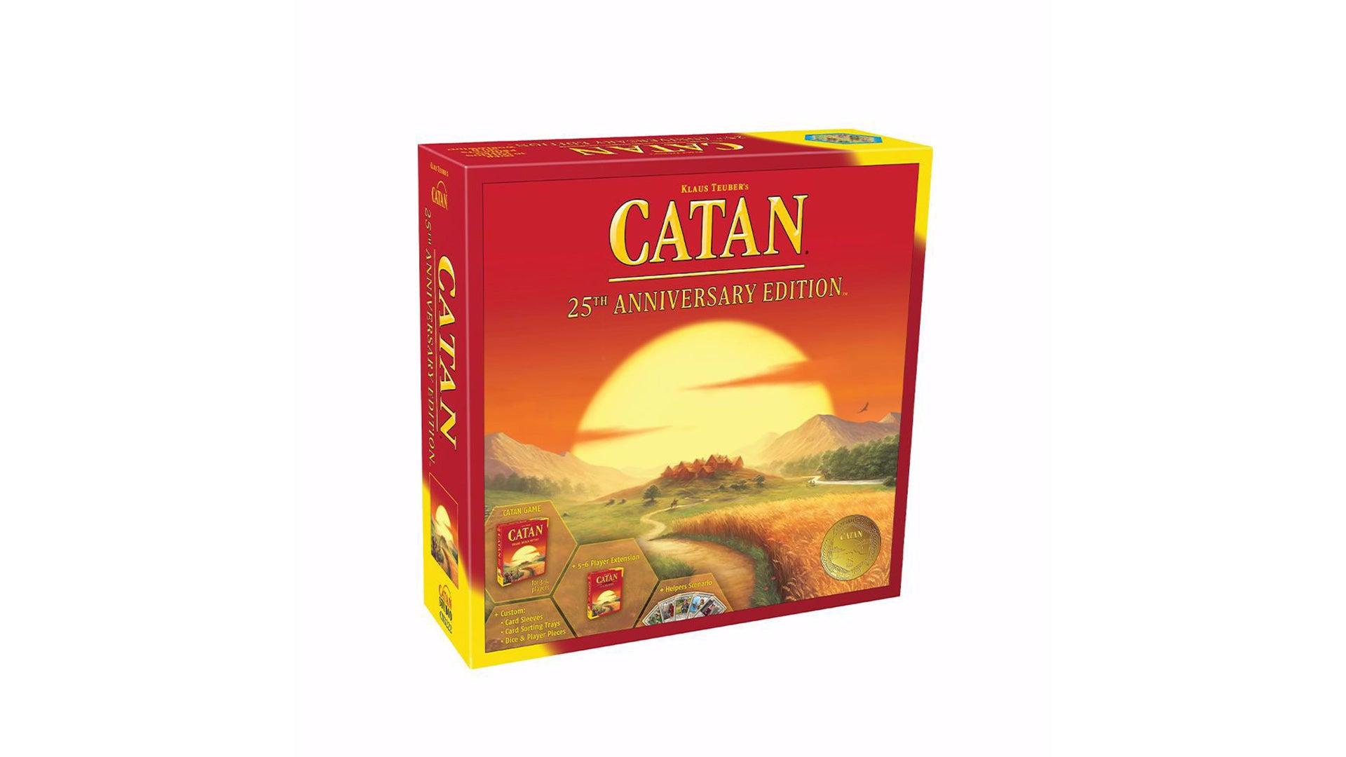 CATAN: 25th Anniversary