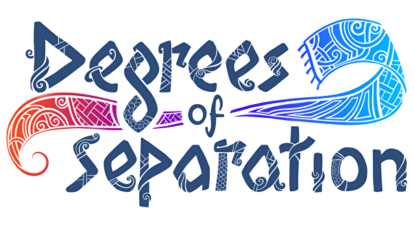 Screenshot of Degrees of Separation.