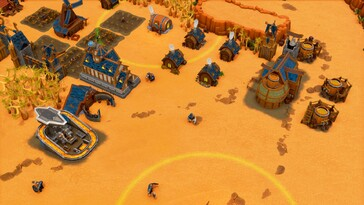 Screenshot of Dwarfheim