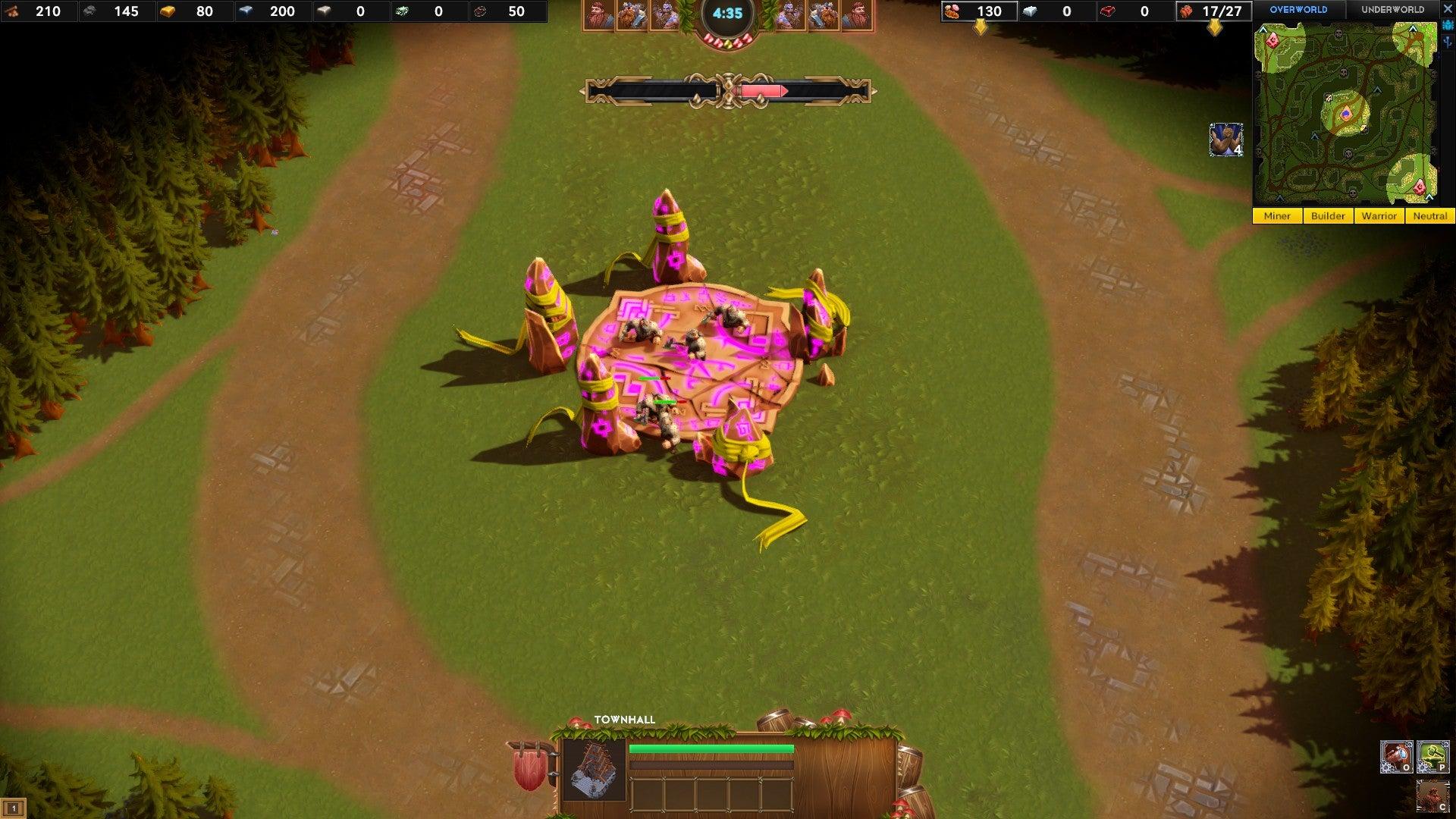 Screenshot of Dwarfheim