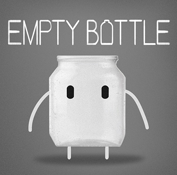 Screenshot of Empty Bottle.