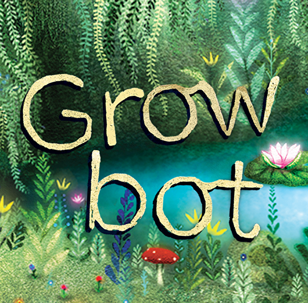 Screenshot of Growbot.