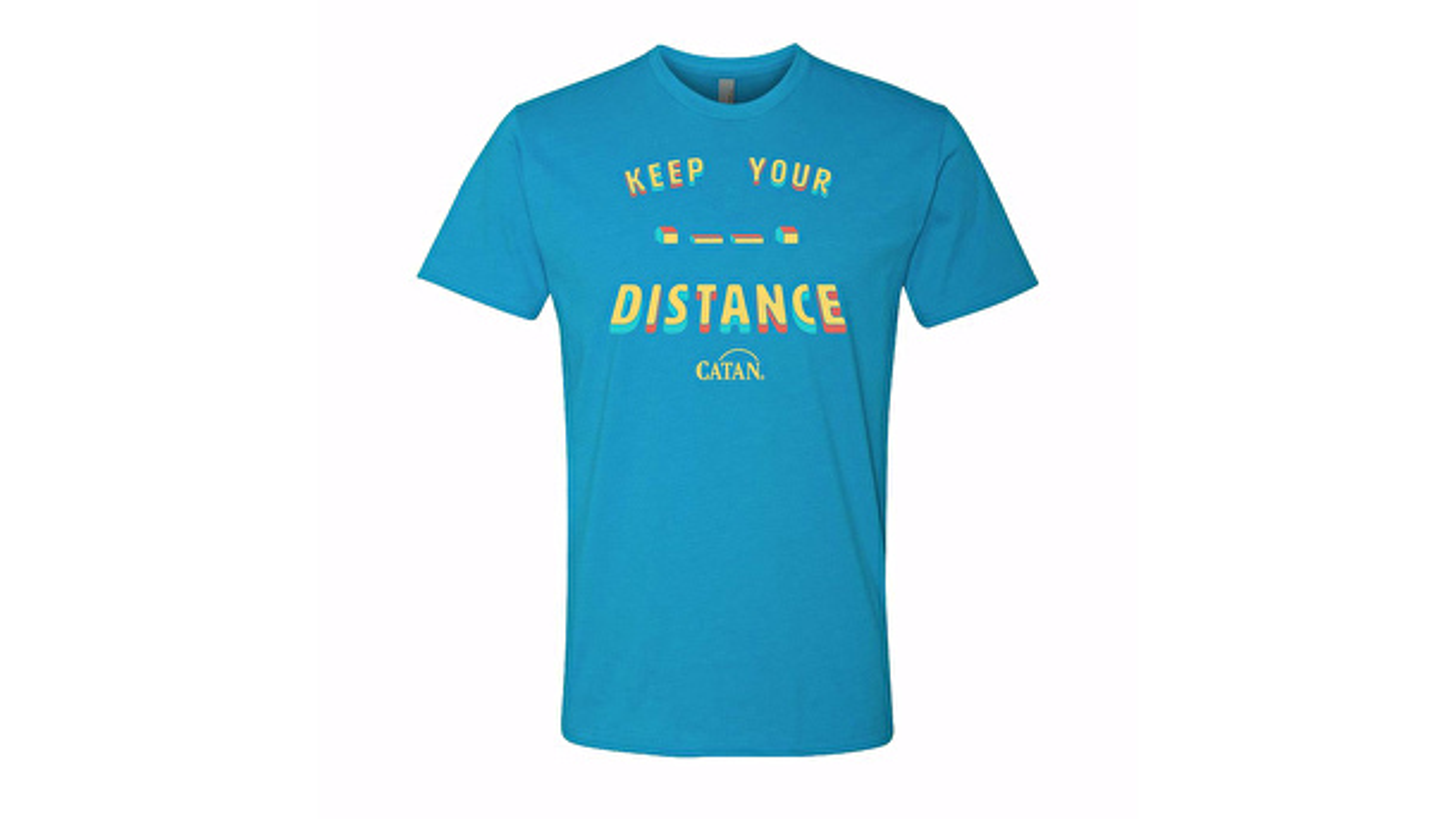 Keep Your Distance Tee