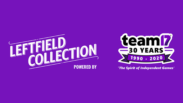 PAX X EGX Leftfield Collection sponsored by Team17 announced
