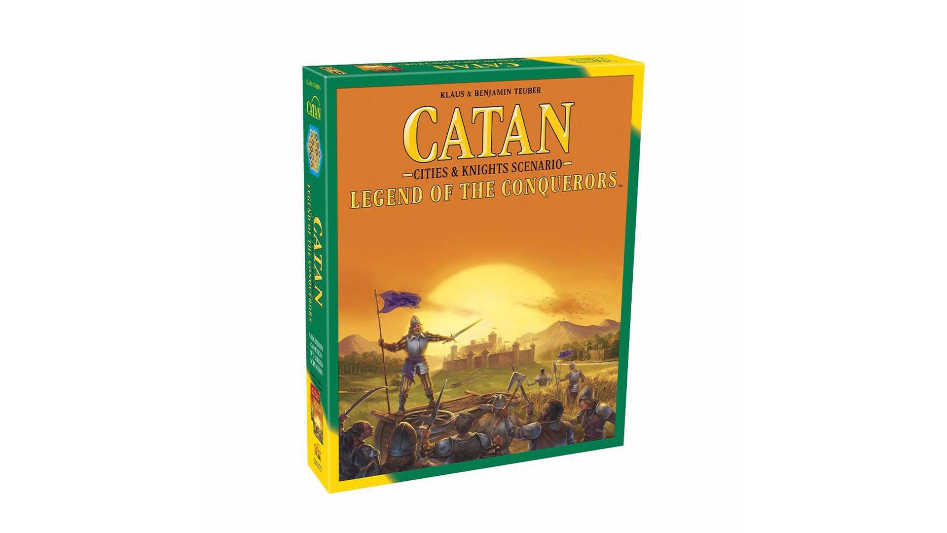CATAN® - Legend of the Conquerors