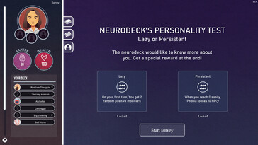 Screenshot of Neurodeck